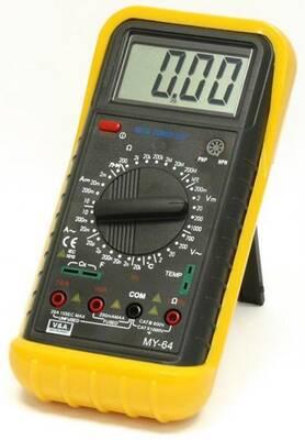 TTECHNIC MY-64 Dijital Multimetre