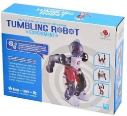 Tumbling Robot - Devrilmeyen Robot - Thumbnail