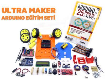 UltraMaker Arduino Eğitim Seti