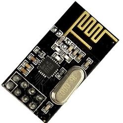 - Wireless NRF24L01+ 2.4GHz Transceiver Modül - 2.4GHz Alıcı Verici Modül