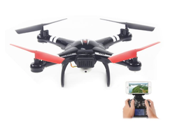 - WL TOYS Q222K Black - WiFi FPV 720P HD Camera Quadcopter Rtf