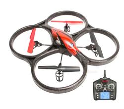 - WL TOYS V606 2.4G 4-KANAL UFO | DRONE