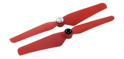 - X3 Drone Pervane Seti Kırmızı