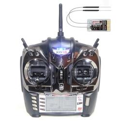 - XG14 - 2.4GHz 14-CH Radyo Kontrol Sistem w/RG812BX Alıcı (00763)