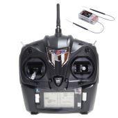 XG6 - 2.4GHz 6-CH Radyo Kontrol Sistemi w/RG613BX Alıcı (00674) - Thumbnail