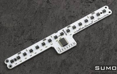 XLINE 16'lı Çizgi Sensör Kartı