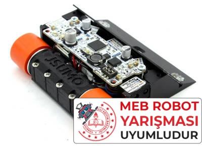 XMotion Mini Sumo Robot Kiti (Demonte Montajsız)