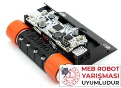 XMotion Mini Sumo Robot Kiti (Montajlı) - Thumbnail