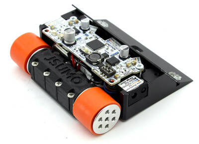 XMotion Mini Sumo Robot Kiti (Montajlı)