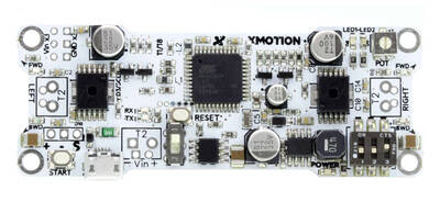 XMotion Robot Kontrol Kartı V.2