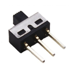 - Yüksek Amperli Slide Switch - (13x7 mm)
