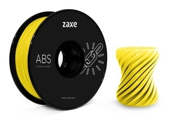 - Zaxe ABS 1.75mm Filament - Sarı