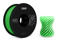 - Zaxe ABS 1.75mm Filament - Yeşil