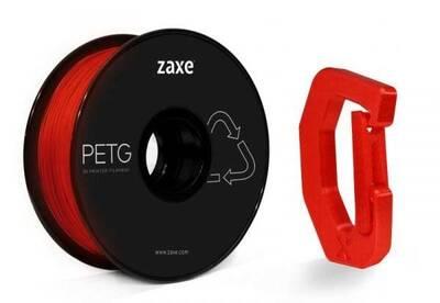 Zaxe PETG 1.75mm Filament - Kırmızı