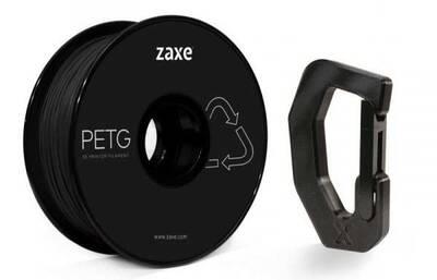 Zaxe PETG 1.75mm Filament - Siyah