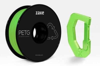 Zaxe PETG 1.75mm Filament - Yeşil